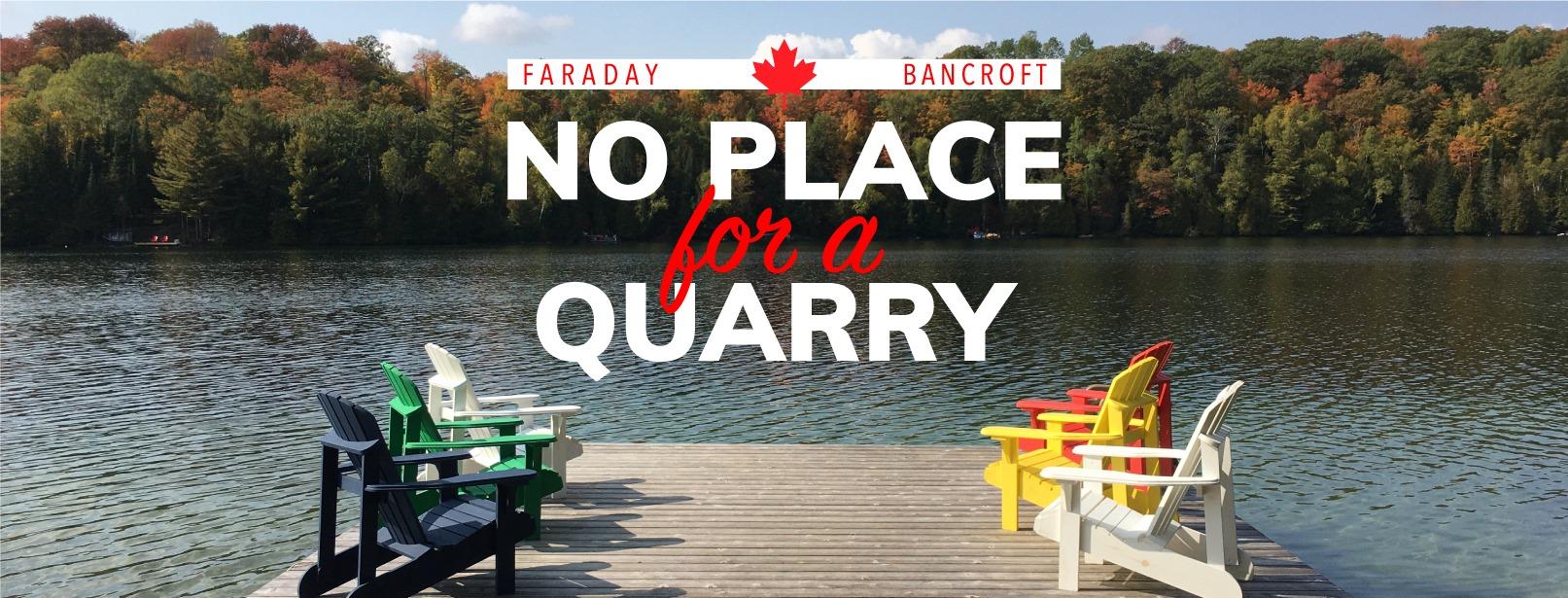 No Place for a Quarry